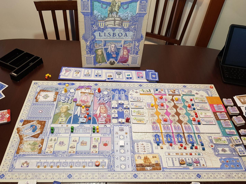 MeepleCon 2017: Hot Games #2 Lisboa
