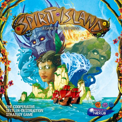 MeepleCon 2017: Hot Games #1 Spirit Island
